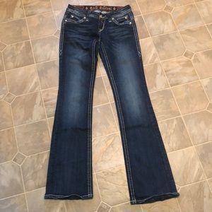Rock revival Johanna boot Jeans tall